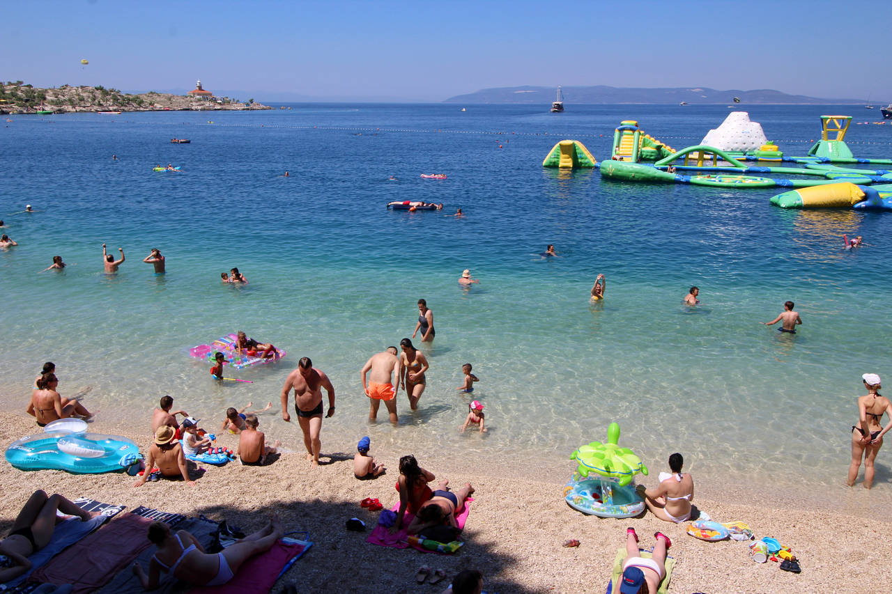 eVisitor: U Hrvatskoj u srpnju 2,44 milijuna dolazaka i 18,60 milijuna noćenja