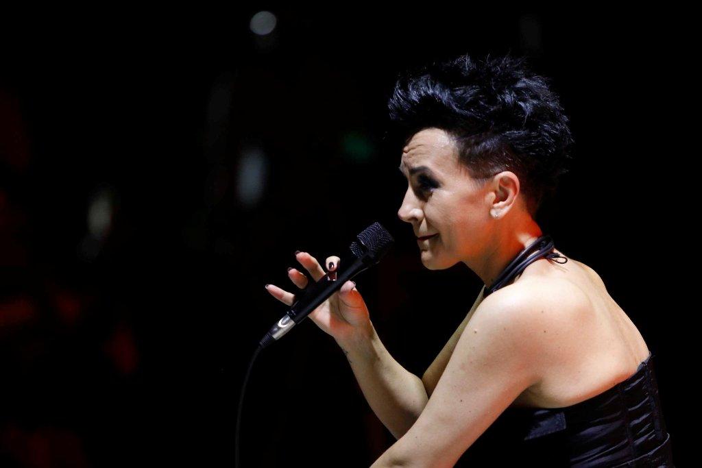 VIDEO I FOTO GALERIJA Čarobna Amira Medunjanin otvorila šestu stranicu priče o Makarska Jazz Festivalu