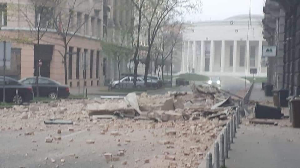 Zagreb Probudili Potresi 15 Ogodisnje Dijete Nije Mrtvo Reanimirali Su Ga