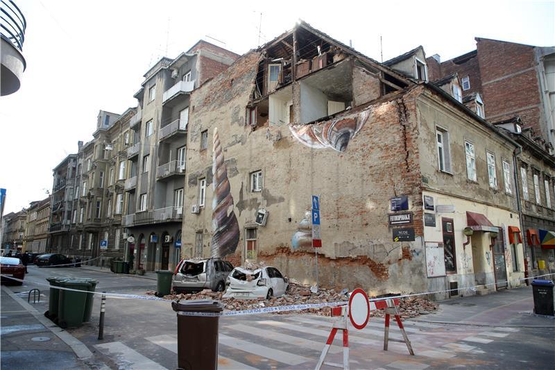 Potres Opet Pogodio Zagreb 3 7 Po Richteru Makarska Danas